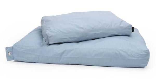 Afbeelding van 51Degrees Cotton Box Pillow Large 115x80x15cm Blauw