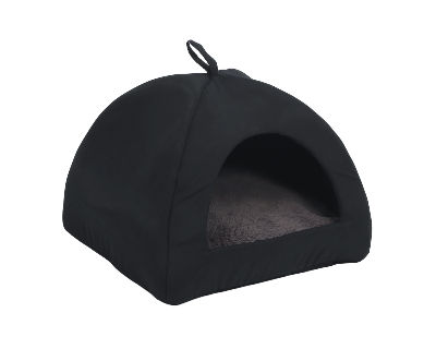 Kattenhuis Sheep - Grijs/Zwart