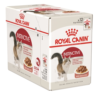 Royal Canin Wet Instinctive