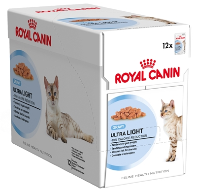 Royal Canin Wet Ultra Light 10