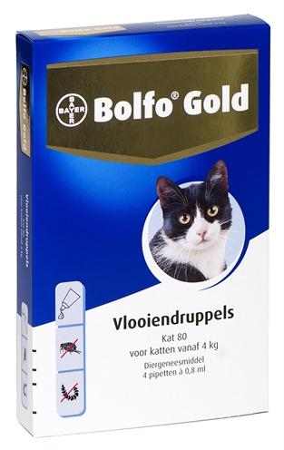 Afbeelding BA BOLFO GOLD KAT 80 4PIP 00001 door Discount4Pets