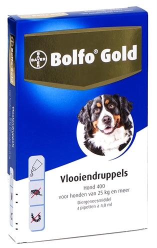 Bolfo Gold Hond 400