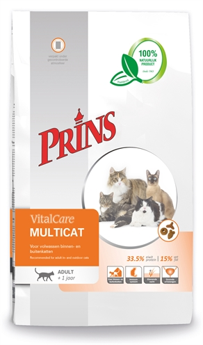 Prins VitalCare Multicat