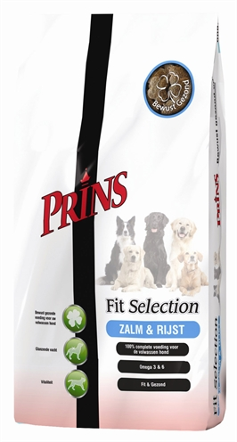 Prins Fit Selection Zalm & Rijst