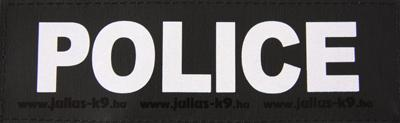 Julius Labels Voor Power-harnas/tuig Police Small