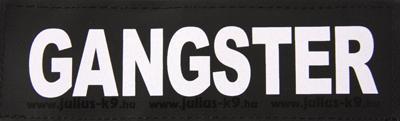 Julius Labels Voor Power-harnas/tuig Gangster Small