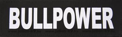Julius Labels Voor Power-harnas/tuig Bullpower Large