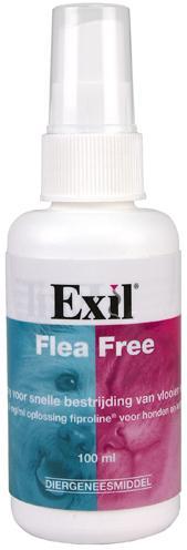 Exil Flea Free Huidspray