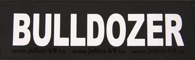 Julius Labels Voor Power-harnas/tuig Bulldozer Small
