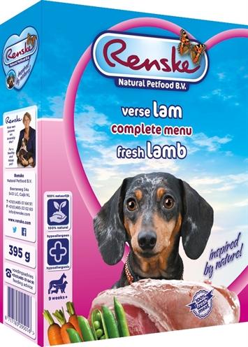 Renske Vers Vlees Hond Lam