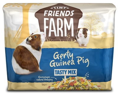 Supreme Tiny Friends Gerty Guinea Pig Tasty Mix