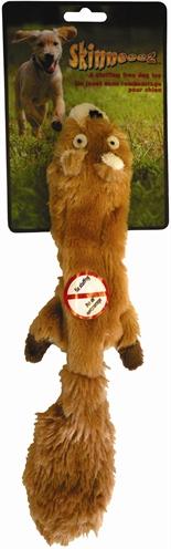 Pluche Skinneeez Squirrel