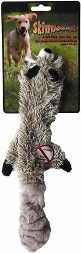 Pluche Skinneeez Raccoon