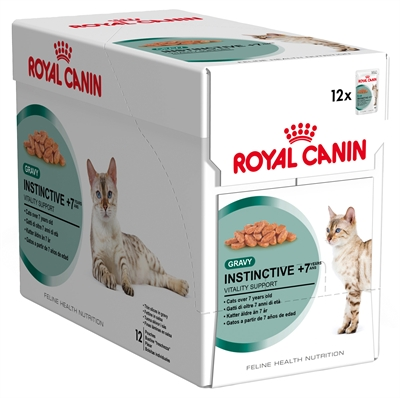 Royal Canin Wet Instinctive 7+