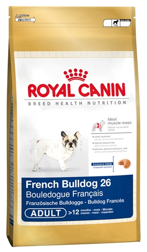 Royal Canin French Bulldog Adult 26