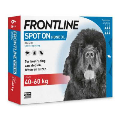 Frontline Hond Spot-On XL