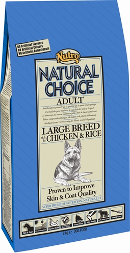 Nutro Choice Dog Adult Large Breed