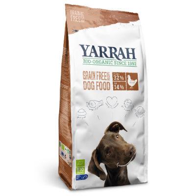 Yarrah Dog 100% Biologische Brok Adult Graanvrij