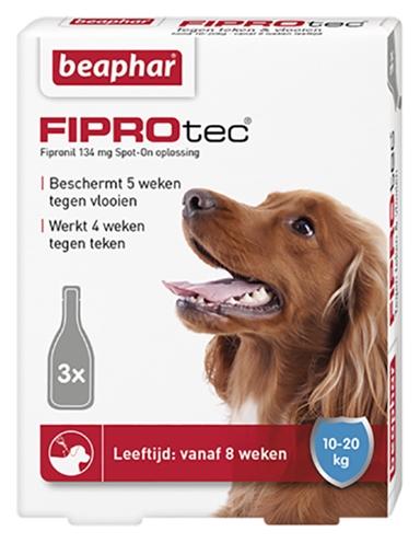 Beaphar Fiprotec Spot-On Medium Hond