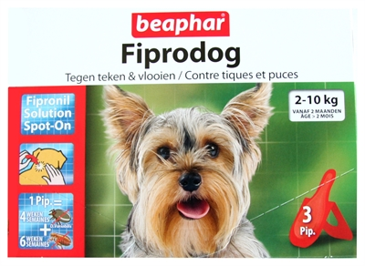 Beaphar Fiprotec Spot-On Small Hond