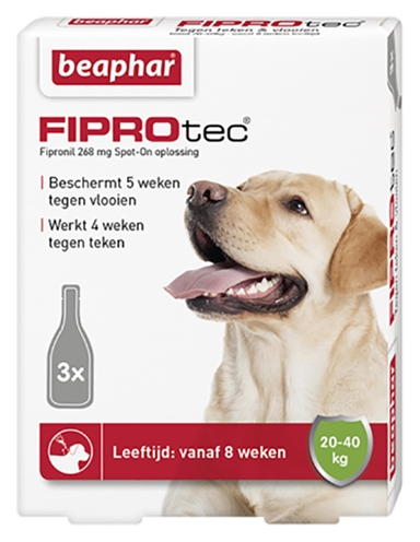 Beaphar Fiprotec Spot-On Large Hond