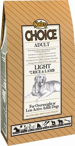 Nutro Adult Light Lam