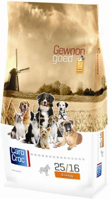 Afbeelding van Carocroc Energy 25/16 15kg Hondenvoer Droogvoer