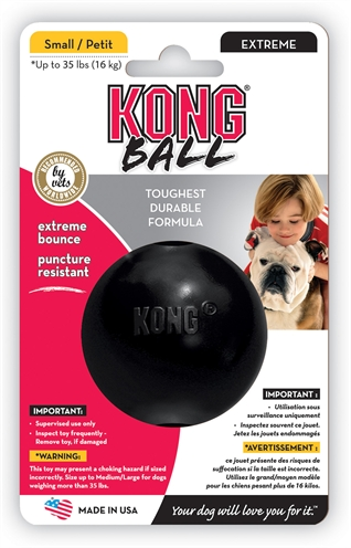 Kong Extreme Rubber Bal