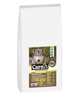 Afbeelding van Carnis Brok Geperst Kip & Rund 15kg Hondenvoer Droogvoer