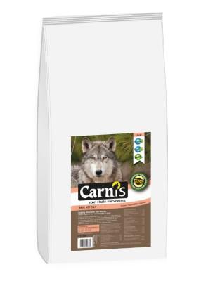 Afbeelding van Carnis Brok Geperst Zalm 15kg Hondenvoer Droogvoer