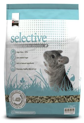Supreme Science Selective Chinchilla