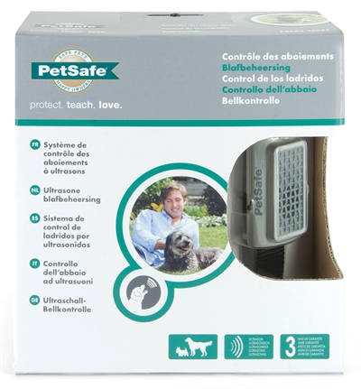 Petsafe Ultrasonic Blafband alle Honden PBC45-14035