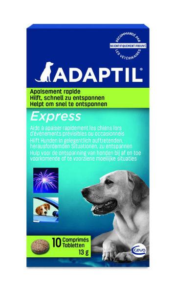Afbeelding van Adaptil Anti Stress Tabletten 10 stuks...