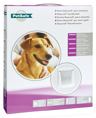 Petsafe Hondenluik 740 Medium