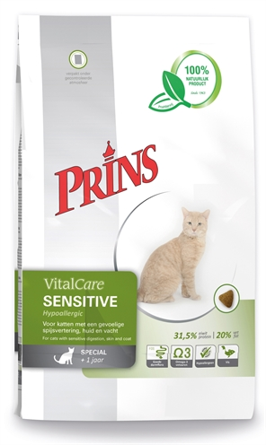 Prins VitalCare Sensitive Hypo-Allergeen