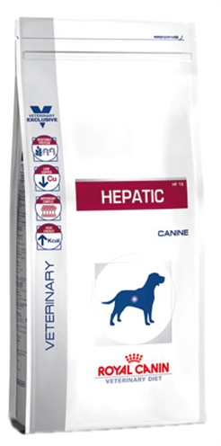 Royal Canin Veterinary Diet Hond Hepatic H/F