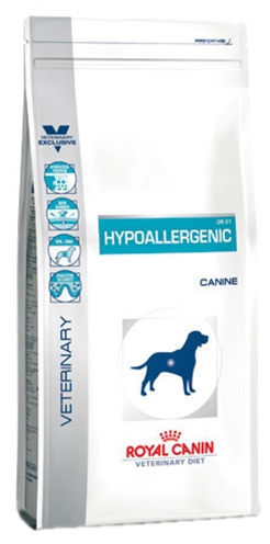 Royal Canin Veterinary Diet Hypoallergenic D/R