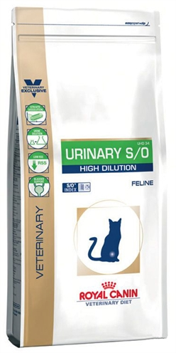 Royal Canin Veterinary Diet Kat Urinary S/O High Dilution