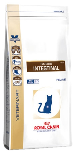 Royal Canin Kat Veterinary Diet Gastro Intestinal