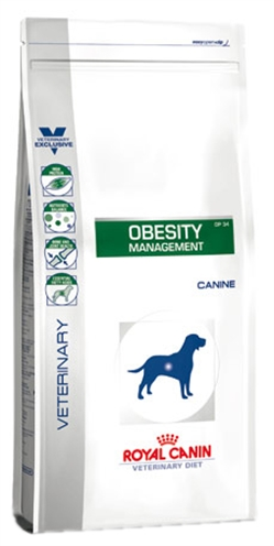 Royal Canin Veterinary Diet Obesity Management hondenvoer 6 kg