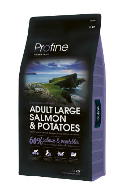 Profine Adult Large Breed Zalm & Aardappel