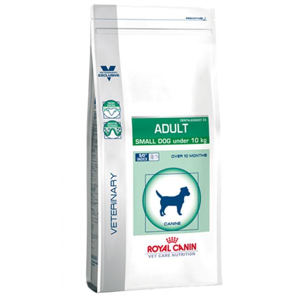Royal Canin Veterinary Care Nutrition Adult Kleine Hond 4kg