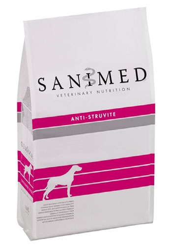 Sanimed Anti-Struvite Hond 12,5kg