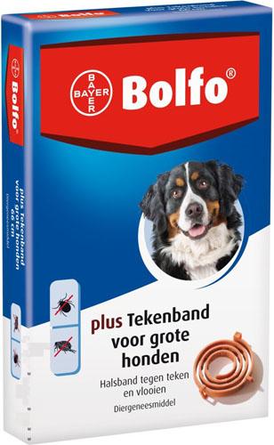 Bolfo Plus Tekenband Grote Hond
