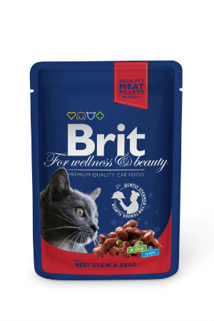 Brit Premium Pouch Rund & Erwten