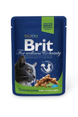 Brit Premium Pouch Sterilised