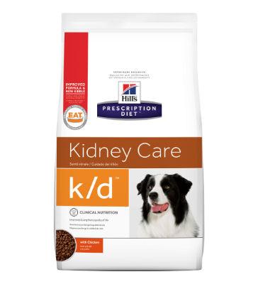 Hill's Prescription Diet Canine K/D Nier
