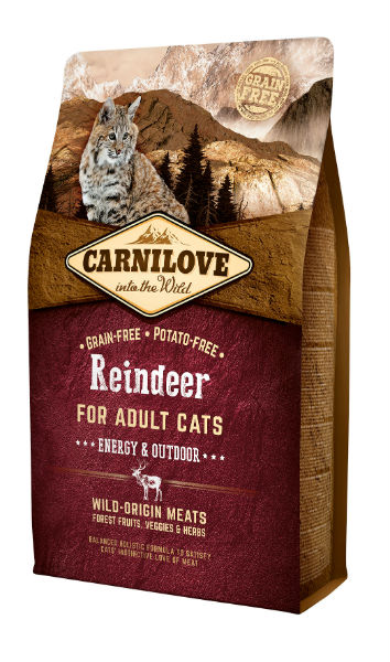 Carnilove Rendier Energy/Outdoor