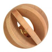 Trixie Speelbal Hout 6cm