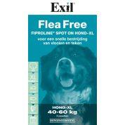 Exil Flea Free Fiproline Spot On Hond Xl 3 Pipet